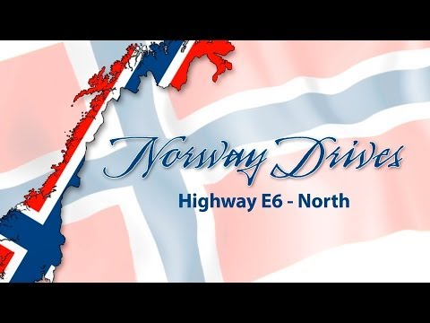 E6 North Through Norway