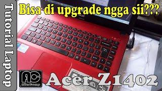 Upgradeable Laptop Acer Z1402
