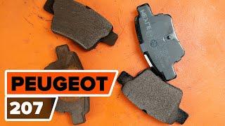 Гледайте нашето видео ръководство за отстраняване на проблеми с Комплект накладки PEUGEOT