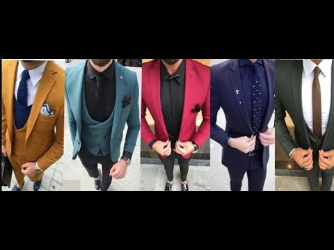 3 piece suit designs for men|| latest designs of 2018 by trending arena
