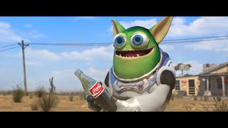 Coca-Cola Alien Commercial