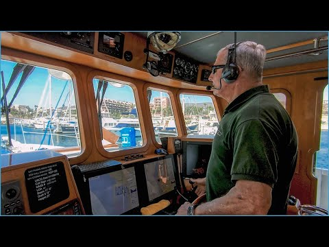 Nordhavn 57 – San Diego to Ensenada – offshore international slip transfer