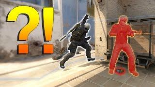 CS:GO - Best Ninja FAIL Ever!