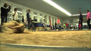 Чемпионат МГУ 2013 по легкой атлетике  Прыжки в длину, мужчины(, 2013-12-06T08:34:41.000Z)