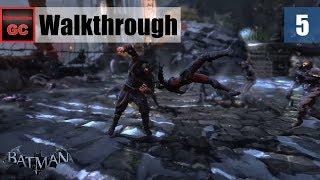 Batman: Arkham Origins - Initiation [#05] - Seishinteki Kyoyo || Walkthrough [FINALE]