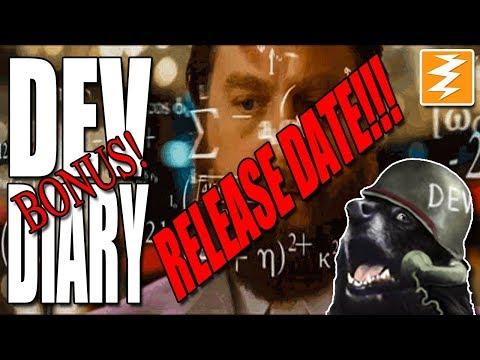 MAN THE GUNS RELEASE DATE?? - Bonus Dev Diary - Hearts of Iron IV