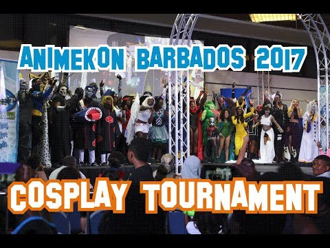 In The Life of a Lady [Lifestyle - Animekon Cosplay Tournament 2017 Barbados!]