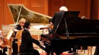 И С Бах Концерт 1 для фортепиано с оркестром ре минор 1 ч