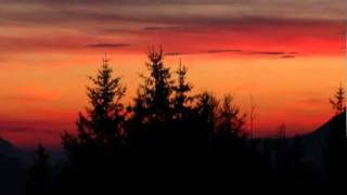 Concerto in allegrezza dei campanari  bergamaschi con tramonti  della nostra  terra