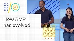 AMP's evolution beyond web pages (Google I/O '18)