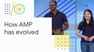 AMP's evolution beyond web pages (Google I/O '18)
