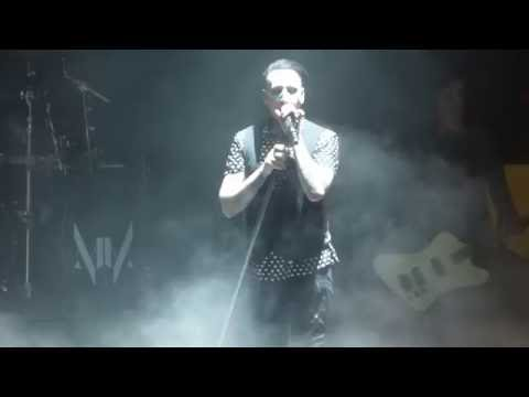 """""""Dope Show & Manson Yells To Fix Wires Onstage"""" Marilyn Manson@Hershey, PA 7/10/16"""