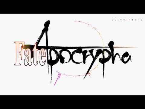 "Fate/Apocrypha Ending (TV Size)「 ""Désir"" by GARNiDELiA 」~ フェイト/アポクリファ ED"