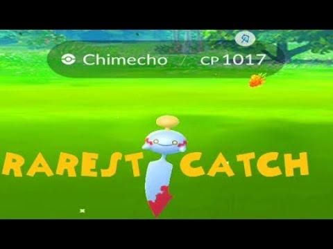 chimecho pokemon go