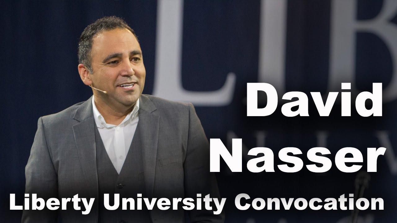 David Nasser - Liberty University Convocation - YouTube