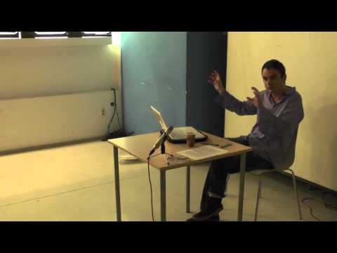 Ray Brassier : Sophistry, Suspicion, And Theory