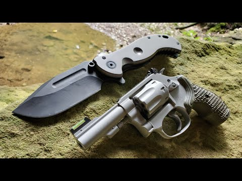 Halfbreed Blades LBF edc review