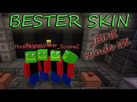 Der BESTE SKIN Für MINECRAFT BEDWARS YouTube - Besten skins fur minecraft