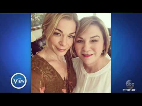 LeAnn Rimes On Family, Relationship With Mom and New Album 'Remnants' | The View