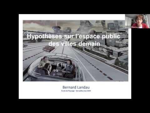 Conférence de Bernard Landau