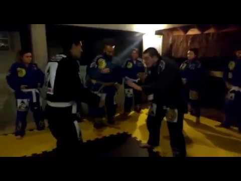 vídeo Demonstração: Combate Jiu Jitsu