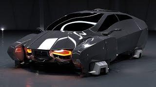 Flying Car Concept