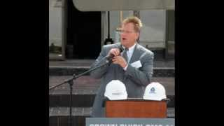 Crown Buick GMC Groundbreaking Demolition Ceremony
