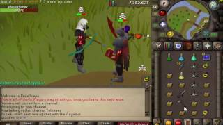 High Risk Pure Pking - Video #7 - Injure OSRS [175M+ LOOT]