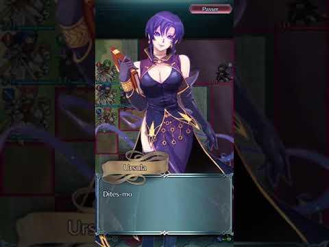 Fire Emblem Heroes : Ursula GHB (Infernal)...