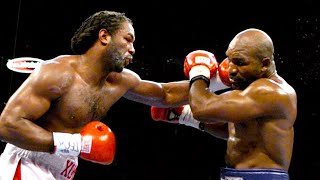 Lennox Lewis (UK) vs Evander Holyfield (USA) | BOXING fight, HD