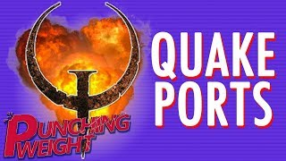 Quake Ports (N64/Sat/PS1) | Punching Weight [SSFF]