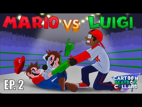 Mario Vs Luigi - Cartoon Beatbox Collabs