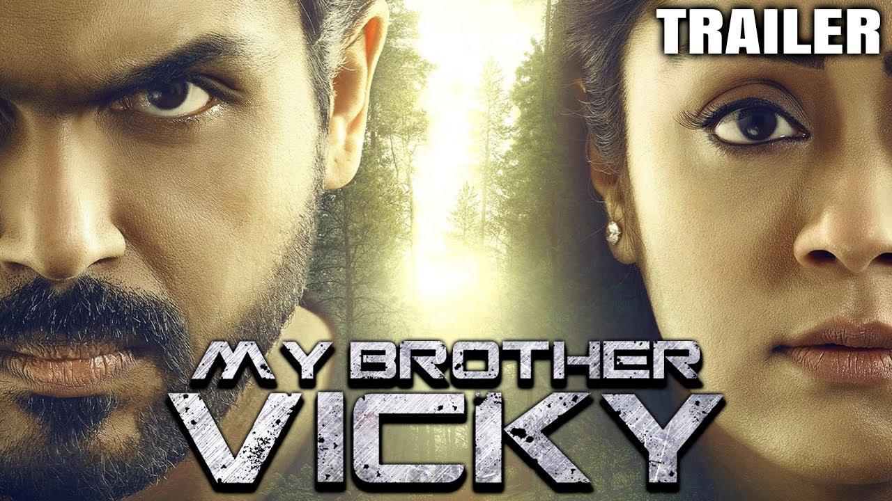 Download My Brother Vicky (Thambi) 2020 Official Trailer Hindi Dubbed | Karthi, Jyothika, Sathyaraj, Nikhila
