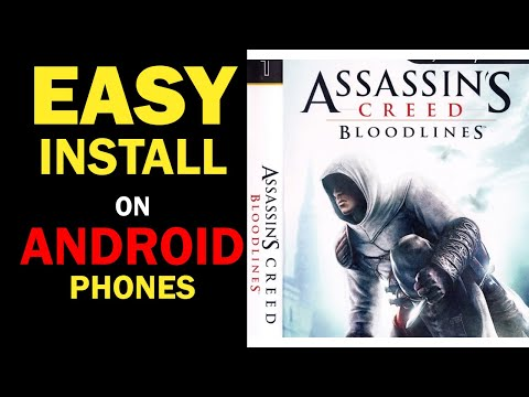 How to install Assassin's Creed on Android (Malayalam)