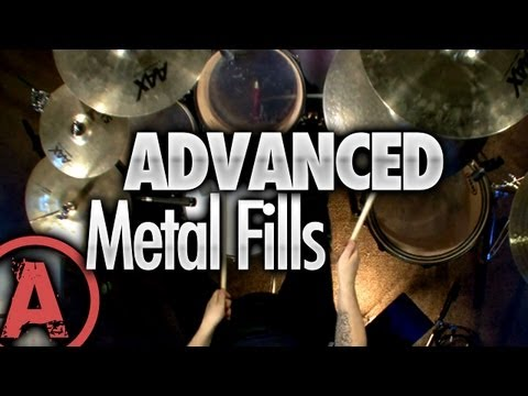 heavy metal drumming advanced drum fills youtube. Black Bedroom Furniture Sets. Home Design Ideas