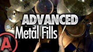 Heavy Metal Drumming - Advanced Drum Fills