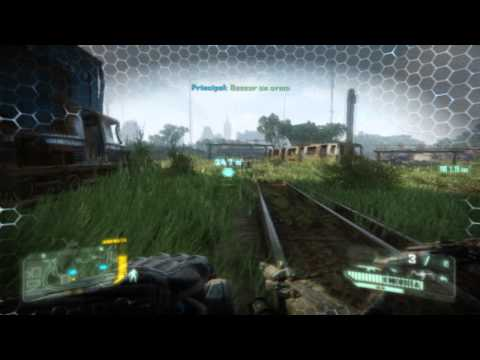 Crysis 3 Gameplay Intel HD Graphics 3000