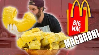 make big mac