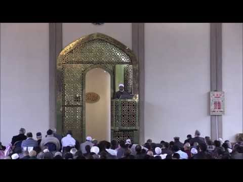 Muslims need to Vote - London Central Mosque Friday Sermon