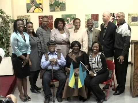 Bahamian American Cultural Society Art Show November 2012 to February,  2013