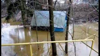 приколы 2016, баню затопило