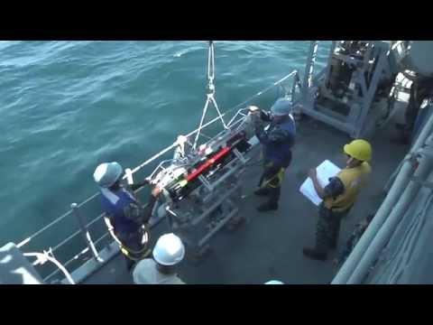 Sea Fox Mine-Neutralization Munition