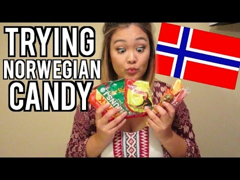 AMERICAN TRYING NORWEGIAN CANDY | June 8, 2015