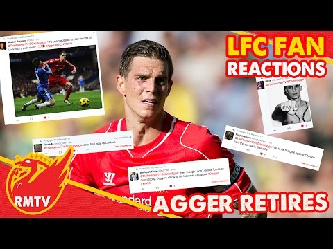 Daniel Agger Retires | LFC Fan Reactions