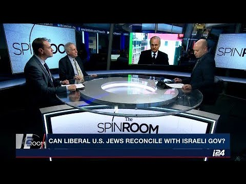 Can Liberal American Jews connect with the Israeli government?