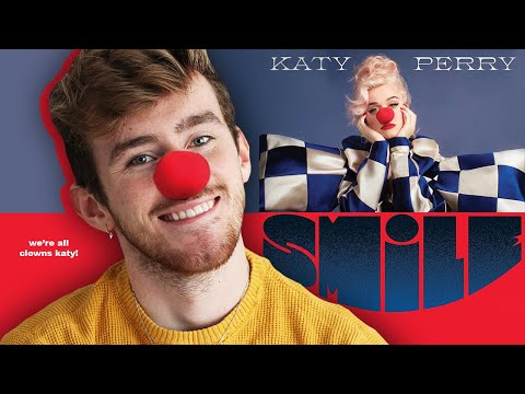 Katy Perry - Smile Reaction