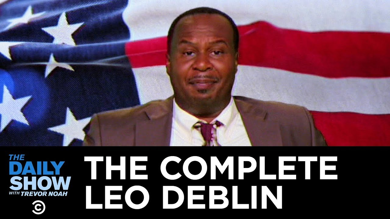 Every Leo Deblin Sketch (So Far) - Roy Wood Jr. | The Daily Show