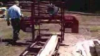 Hud-son Forest Equipment Portable Sawmills Bandmills