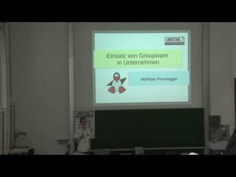 Einsatz von Groupware in Unternehmen