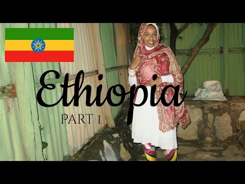 I Am In Harar | Welcome to Ethiopia | Part 1